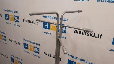 Metalinė Pilka Rūbų Kabykla, Švedija