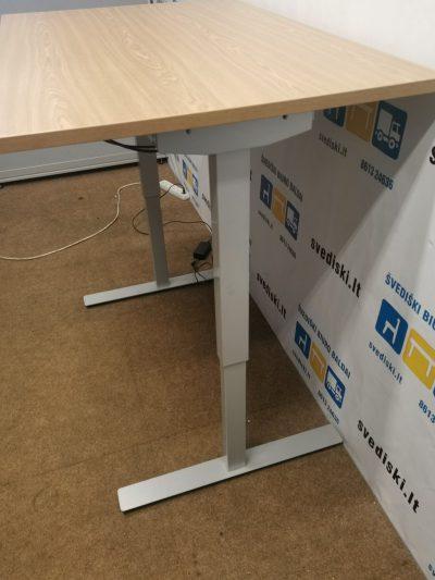 Elektra Reguliuojamas Stalas Su LMDP 120x80cm Stalviršiu, Švedija