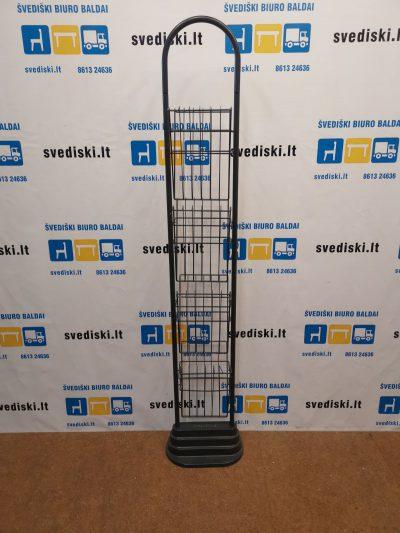 Swedstyle Stovas Reklamoms Ir Lankstinukams Su Sunkiu Pagrindu, Švedija