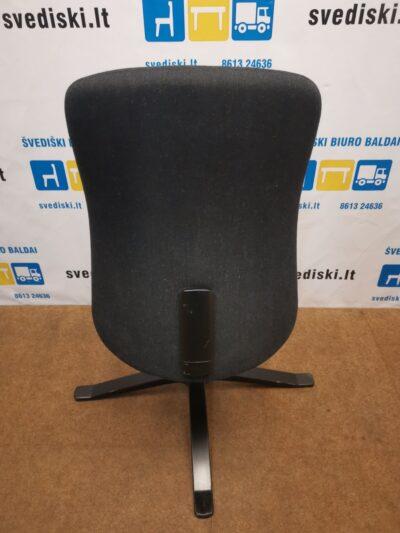 Hag Sofi Communication Juoda Biuro Kėdė Be Porankių, Švedija