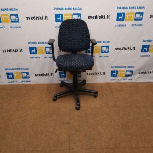 RH Marga Biuro Kėdė Su Reguliuojamo Aukščio Porankiais, Švedija