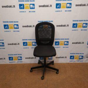 Ikea Flintan Juoda Biuro Kėdė, Švedija