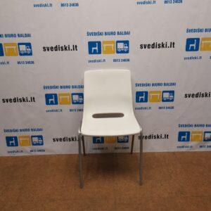 Ana Balta Plastikinė Kėdė, Švedija