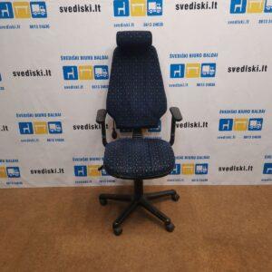 RH Logic 4 Marga Biuro Kėdė Su Galvos Atrama Ir Porankiais, Švedija