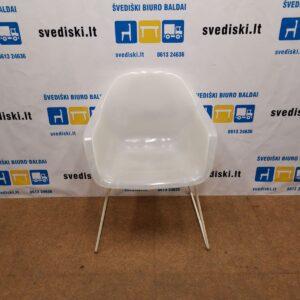 Balta Lieto Plastiko Kėdė, Švedija