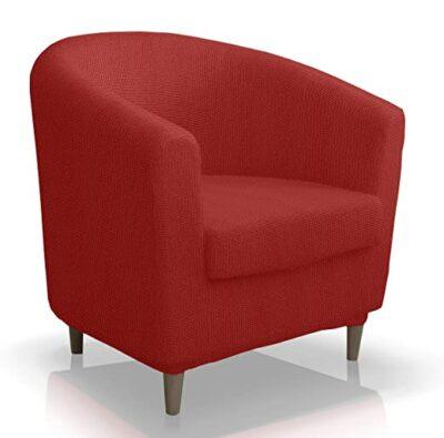 Ikea Tullsta Raudonas Fotelis, Švedija