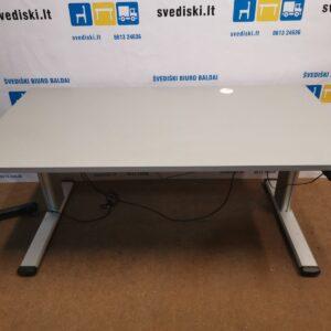 Actiforce Er-T-Go Pro 2 Aliuminis Reguliuojamo Aukščio Stalas Su Nauju Pilku Stalviršiu, Švedija