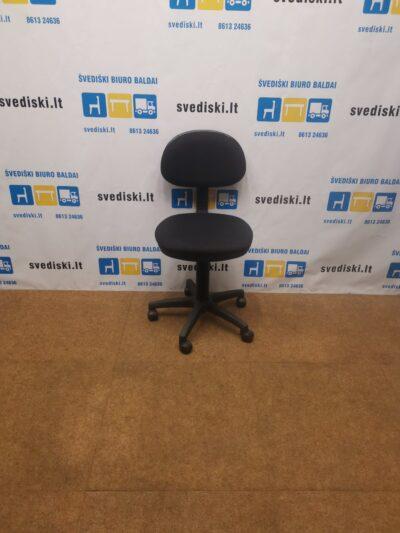 Ikea Vaikiška Juoda Biuro Kėdė, Švedija