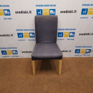 Kėdė Su Beržo Rėmu Ir Keičiamais Užvalkalais, Švedija