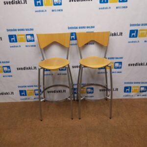 2 Buko Baro Kėdė Su Nugaros Atrama, Švedija
