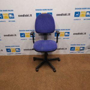 RH Logic 3 Melsva Biuro Kėdė Su Reguliuojamais Porankiais, Švedija