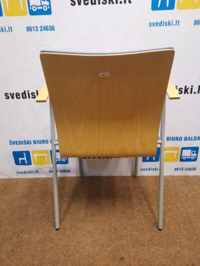 Melsva Lankytojo Kėdė Su Porankiais, Švedija