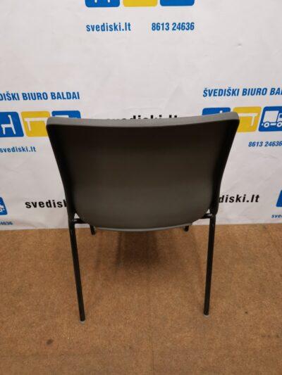 RBM Ana Pilka Plastikinė Kėdė Su Audinio Sėdima Dalimi, Švedija