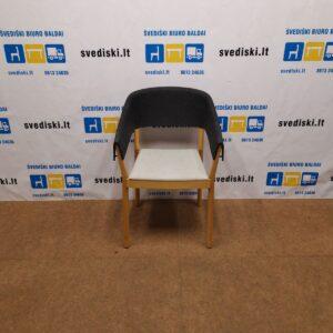 Garsnas Kėdė Su Ąžuolo Rėmu, Švedija