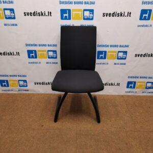 HAG H04 4470 Juoda Biuro Kėdė, Švedija
