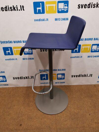 Lammhults Baro Kėdė Su Mėlynu Tvirtu Tinkliuku, Švedija