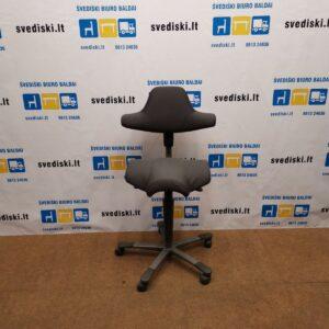 HAG Capisco Tamsiai Pilka Biuro Kėdė, Švedija