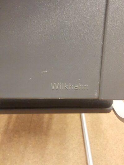 Wilkhahn Sito Kėdė Su Nerūdijančio Plieno Rėmu, Vokietija