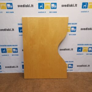 Bežo Ergonomiškas Stalviršis 120x80cm, Švedija