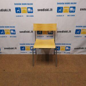 Lammhults Campus Beržo Lankytojų Kėdė, Švedija