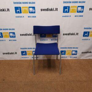 Lammhults Campus Mėlyna Lankytojų Kėdė, Švedija