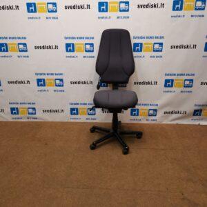 RH Logic 4 Pilka Biuro Kėdė Su Aukšta Nugaros Atrama, Švedija